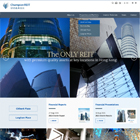 Champion REIT Website - Investment Standard of Excellence